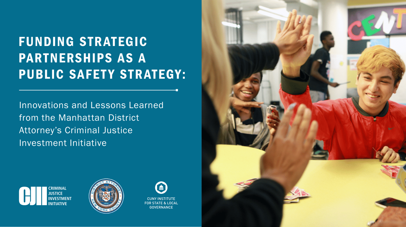 Image: Funding Strategic Partnerships As A Public Safety Strategy